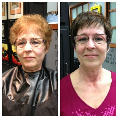 haircuts downtown indianapolis 32 best make overs images on pinterest hairdos hair cut