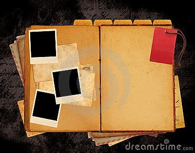 Vintage Layout Book | vintage book website layout stock photos image 18908763