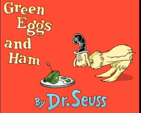 The Living Room Green Eggs And Ham The Reason Why I Read Dr Seuss To My Sons Kveller