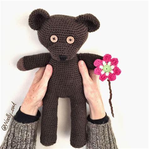 Boneka Mr Bean By Decent Crochet 1452 best images about amigurumi en patr 243 n