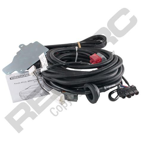 tow wiring kits wiring diagrams schematics