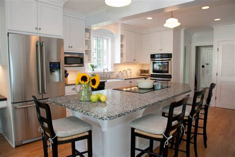 Kitchen Island With Seating For 4 amazing kitchen islands with stools designs the clayton