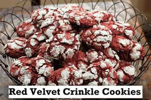 recipe how to make red velvet crinkle cookies one hundred dollars a month