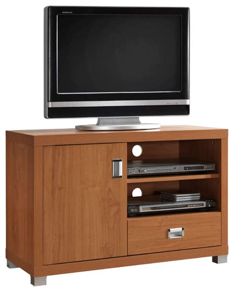 40 inch tv cabinet techni mobili 40 inch tv cabinet in maple modern
