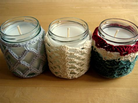 crochet pattern for jam jars how to make jar candles make my day creative