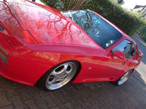 Porsche 944 Kotfl Gel by Der Weg Zu Meinem Traum Boost Revolution Porsche 944