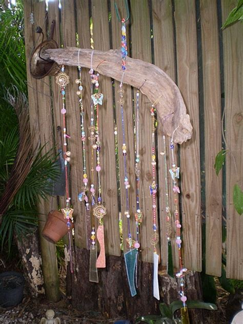 How To Make Handmade Wind Chimes - amazing diy wind chime ideas tutorials for your garden
