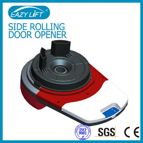 automatic integrated roll up garage rolling door opener