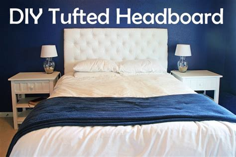 15 Easy And Stylish Diy Tufted Headboards For Any Bedroom Easy Diy Tufted Headboard