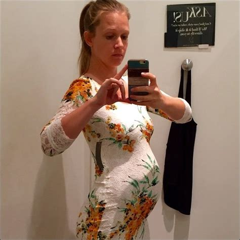 a j cook wedding photos a j cook shows her growing but petite bump celebrity