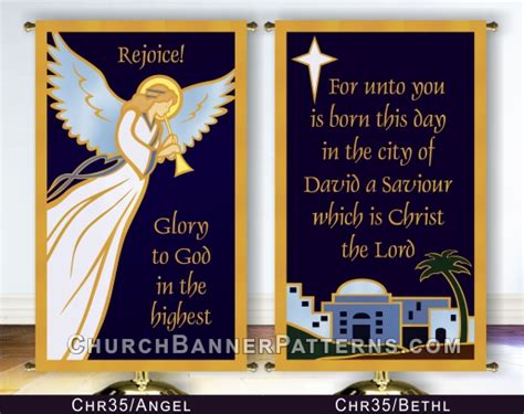 patterns christmas banners christmas church banner patterns