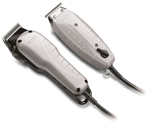 hair clippers andis professional barber combo powerful clipper t outliner hair trimmer 66325 ebay