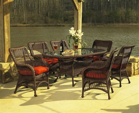 Resin Wicker Patio Dining Sets Outdoor Resin Wicker Dining Set