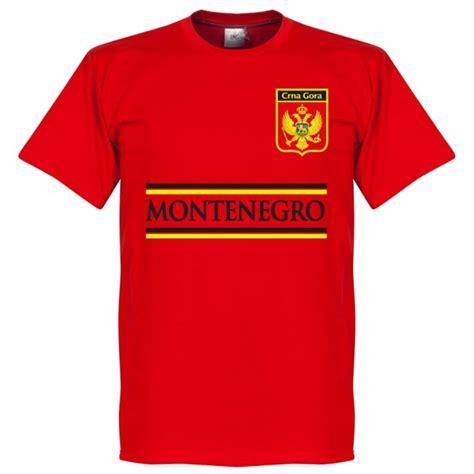 Tshirt Montenegro montenegro savic 15 team t shirt