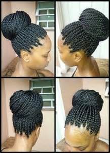 put your hair in a bun with braids 1000 images about long box braids on pinterest box