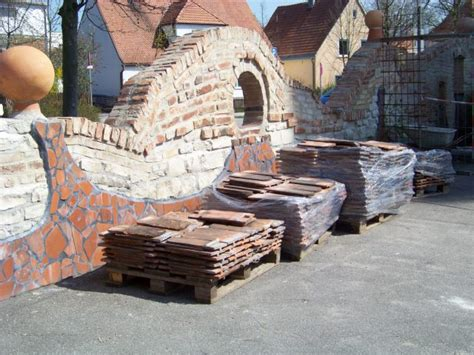 Rund Um Den Garten 2288 by Gartengestaltung 187 Gartenmauern