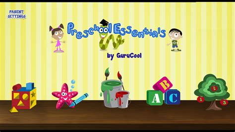 Preschool Educational Android Apps On Play by Preschool Educational Android Apps On Play