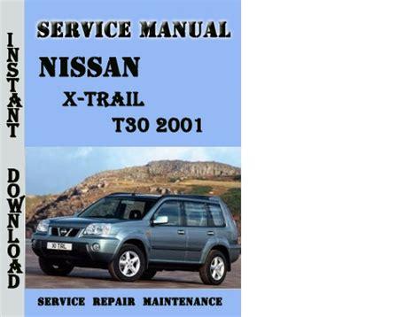 nissan x trail owners manual pdf download autos post nissan x trail service repair manuals autos post