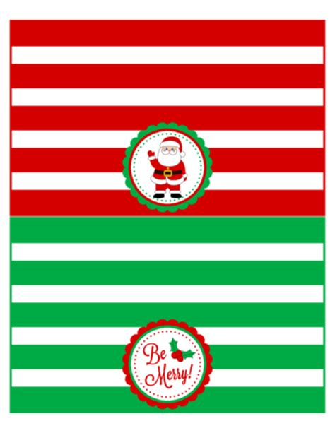 printable labels for ziploc bags christmas treat plastic baggie topper labels label