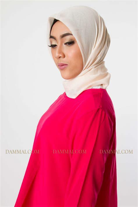 Gamis Muslim Aresya Dress fashion muslim blouse dammai