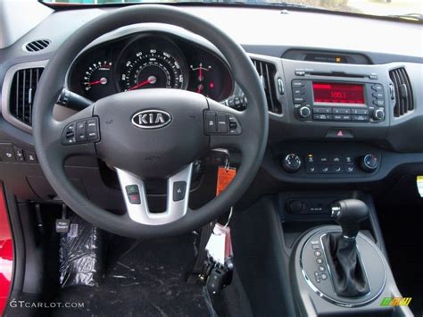how cars engines work 2000 kia sportage instrument cluster 2012 kia sportage lx awd black dashboard photo 56388769 gtcarlot com