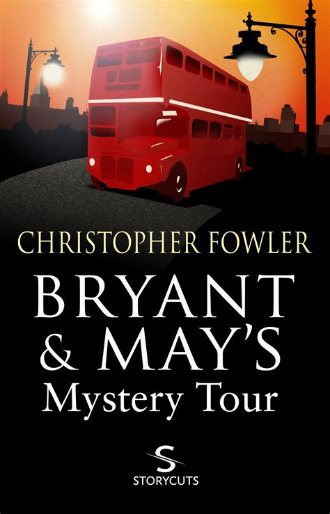 bryant may chamber a peculiar crimes unit mystery books bryant may s mystery tour storycuts by christopher