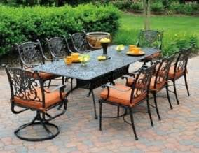 grand tuscany cast aluminum patio furniture bench by hanamint