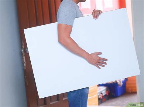 whiteboard selber machen ein whiteboard selber machen wikihow