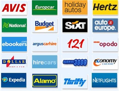 europe car leasing companies car rental companies