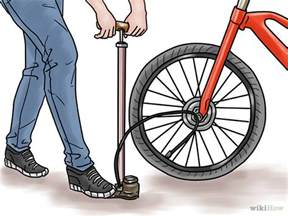 Inflating Car Tires At Home How To Inflate A Mountain Bike Tire Mountain Bikes