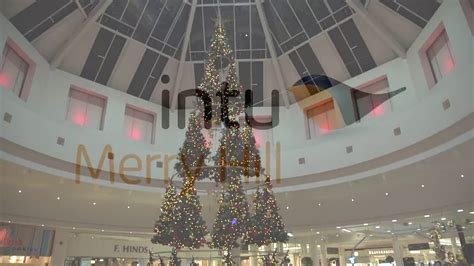 intu merry hill christmas lights 2016 youtube