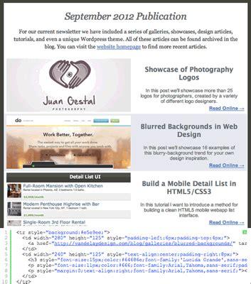 tutorial html y css en español tutorial newsletter con html y css ckfdez