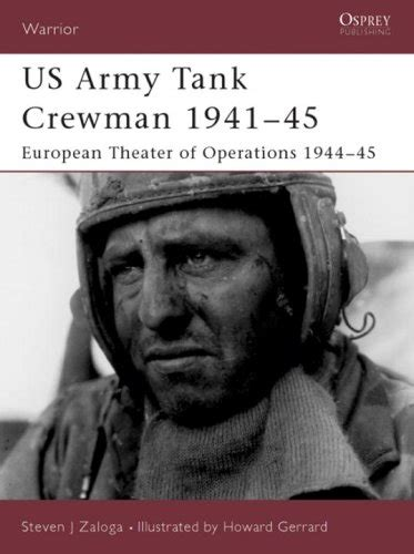 tank crewman 1939 45 warrior books osprey warrior book series osprey warrior books in