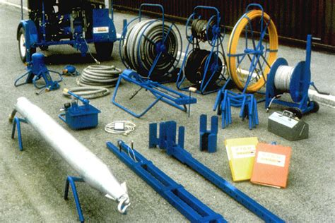 Oakland Plumbing Contractors by Used Pipe Bursting Equipment In Oakland California Tric Tools Inc