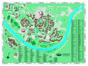 Ohio State Campus Map by Ou Campus Map Related Keywords Amp Suggestions Ou Campus
