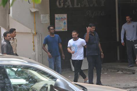 aamir khan home day after salman khan verdict aamir khan meets him at his