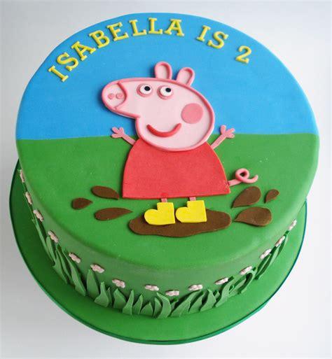 peppa pug cake celebration cakes s cake box