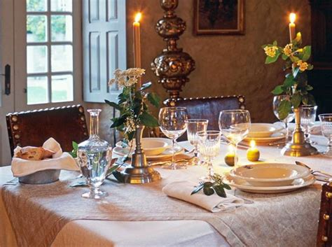 french country decorating ideas  modern dining room decor