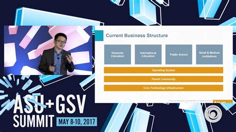 asu gsv summit tal education group youtube