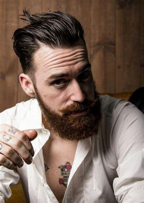 baard modellen voor mannen de kapsel en baard trends voor mannen najaar winter