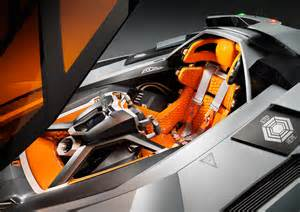 Lamborghini Egoista For Sale Lamborghini Egoista Interior Photo On Automoblog Net