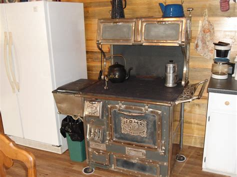 home comfort wood stove home comfort cookstove collectors weekly