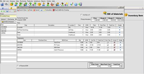 work order database template all orders inventory software tour