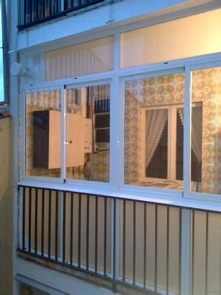 cerramiento patio interior carpinteria aluminio hnos salinas 08830 sant boi de