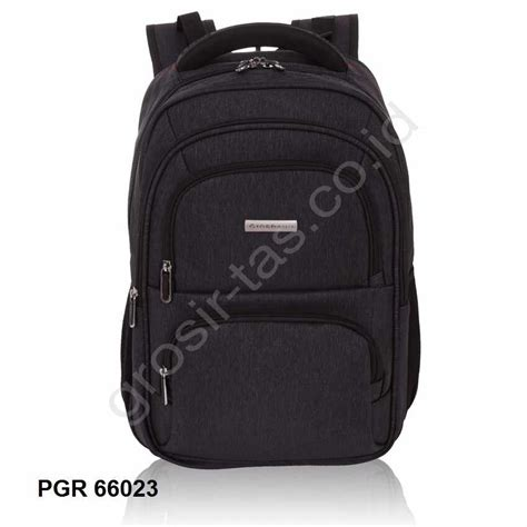 Black Bag Ransel Import Murah Ir10204 backpack polo giordano grosir tas co id tas ransel