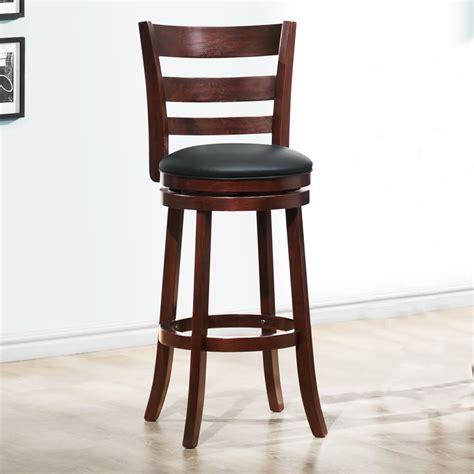 Oxford Creek Contemporary 29 In H Swivel Counter Height Counter Height Swivel Chair