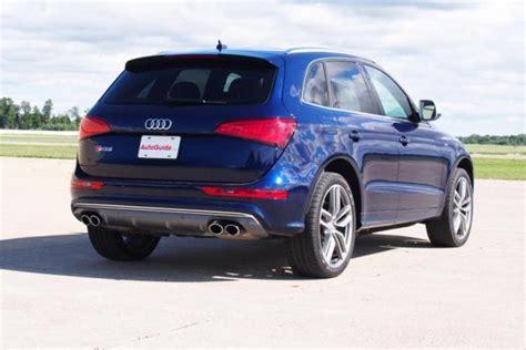 Audi Sq5 Vs S4 by 2014 Audi Sq5 Review Car Reviews