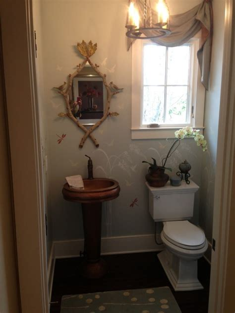 Small Pedestal Sinks For Powder Room 60 Best Images About Half Bath On Pinterest Wallpapers