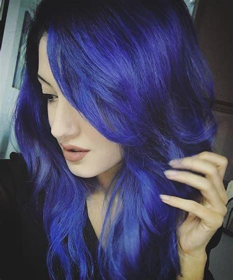 indigo hair color 1000 ideas about indigo hair on colored hair