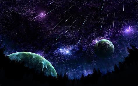 o jpg papel de parede chuva de meteoros no espa 231 o wallpaper para